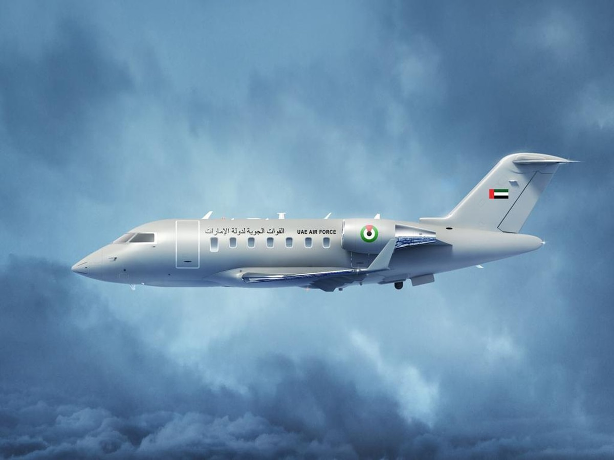United Arab Emirates Air Force to buy new special mission aircraft
