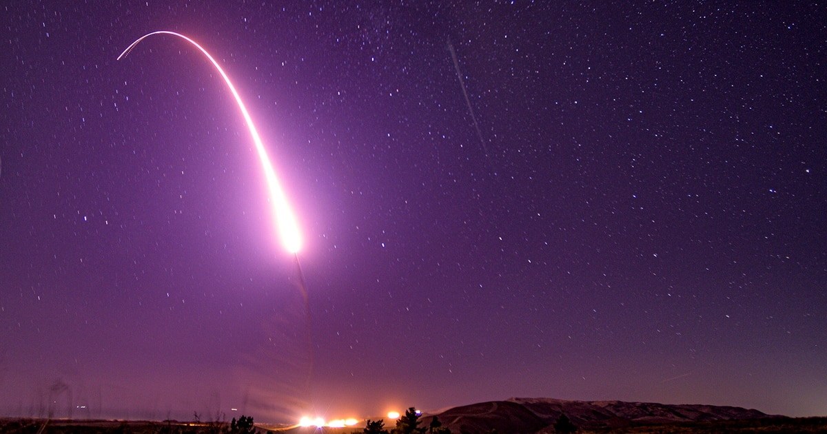 Boeing could be out of the Air Force's competition for next-gen ICBMs for good