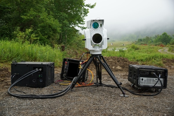 Boeing's Company Laser Weapon System (Boeing)