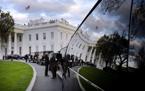 Applications Accepted For White House Transportation Agency