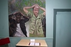 Frozen in time, US Embassy a monument to Iran hostage crisis