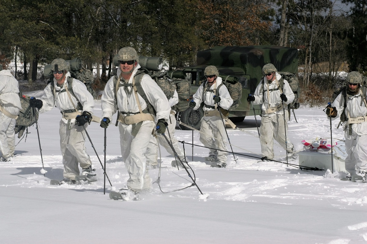 The Army wants to replace the 'Mickey Mouse' cold weather boots