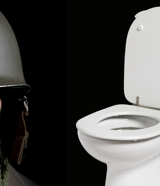New recruits have many fears about bathroom availability during basic training. (Composite via Canva)