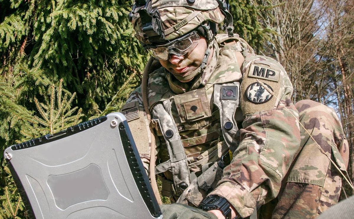 Wearable ID to give soldiers access to networks downrange, do more