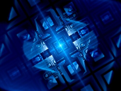 Despite investments by competitors such as China, the U.S. still leads quantum computing and artificial intelligence research according to the director of the Intelligence Advanced Research Projects Activity. (sakkmesterke/Getty Images)