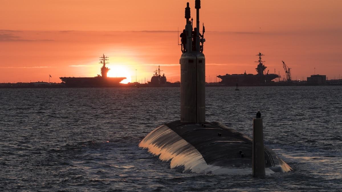 """C'est les sous-marins de classe """"Virginia"""" qui devraient embarquer les manettes XBOX 360 !"""