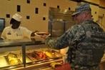 The Army trains for everything, but can it condition soldiers to eat well?