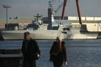 Ousted ThyssenKrupp Marine Systems re-enters German frigate race with new team-up