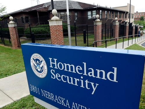 The Department of Homeland Security could furlough thousands of workers due to plummeting fee revenues during the coronavirus pandemic. (Susan Walsh/AP)