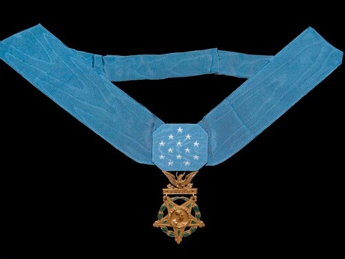 The Medal of Honor is the highest combat decoration in the U.S. armed forces.