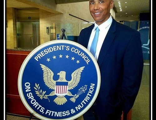 Robert Wilkins appointed to President's Council on Sports, Fitness and Nutrition.