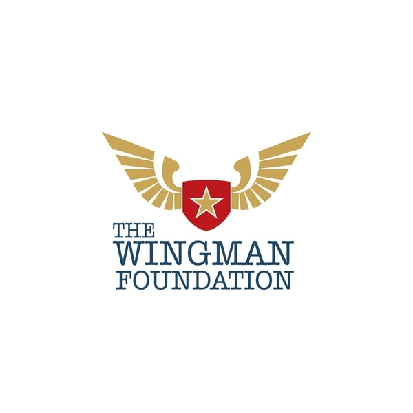 The Wingman Foundation logo