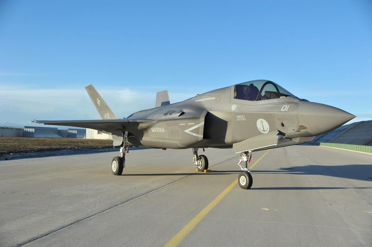 ايطاليا على وشك الغاء طلبيتها لشراء 90 مقاتله F-35 الامريكيه  OOYD7NHWSRHVLBDANIOTXM5FMA