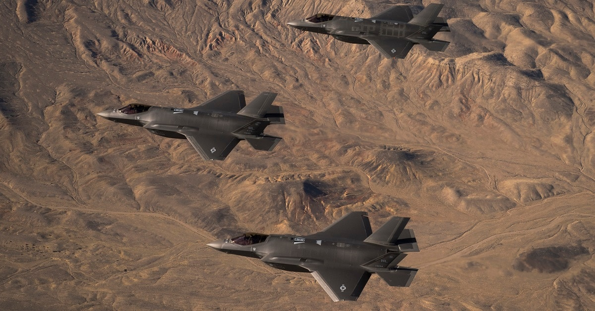 Germany officially knocks F-35 out of competition to replace