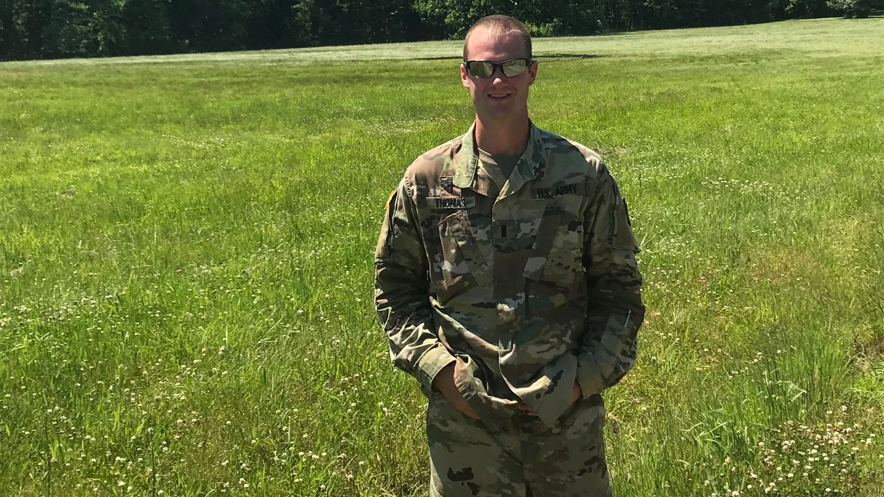 MPs handcuff, detain National Guard chaplain in Kuwait ... for wearing headphones