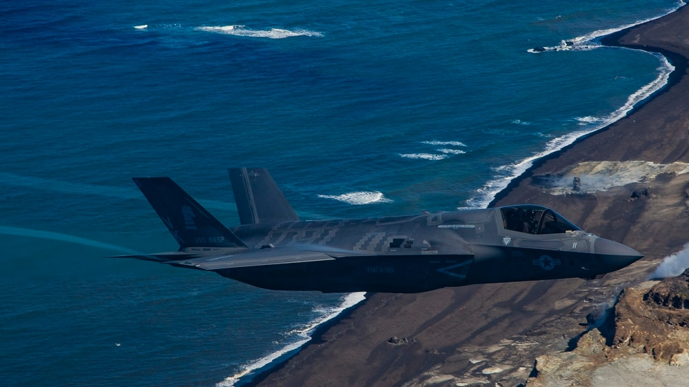 5424c9f3 Lockheed, Pentagon reach handshake agreement on next F-35 lot, paving the  way for an $80M jet next year
