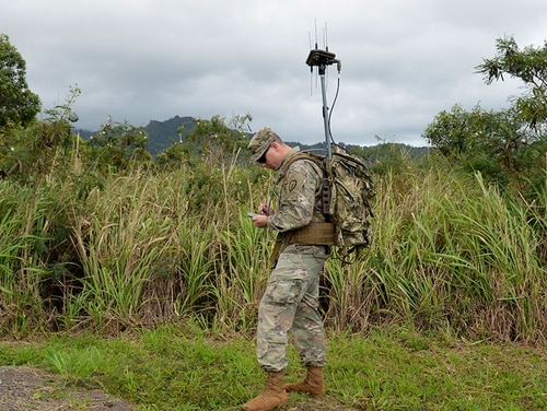 Industry is helping shape the Army's new EW-SIGINT platform. (U.S. Army photo by Staff Sgt. Armando R. Limon, 3rd Brigade Combat Team, 25th Infantry Division)