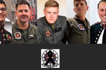 'Eternally missed': Marines identify 5 KC-130J crew members killed in midair collision off Japanese coast
