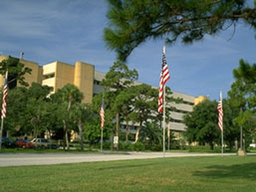 There have been at least five suicides on the campus of the Bay Pines VA Medical Center in St. Petersburg, Fla., since 2013. (VA photo)