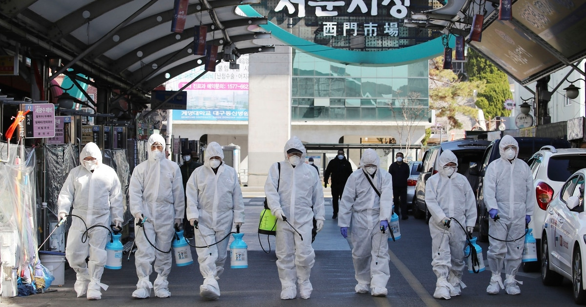US Forces Korea, DoDEA says schools to remain closed this week as South Korea takes 'unprecedented' steps to fight virus