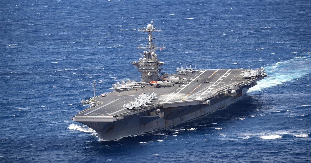 SECNAV defends plans to mothball aircraft carrier Truman