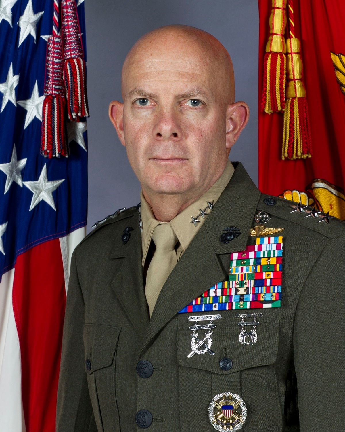3 Star Nominated To Lead All Pacific Based Marines