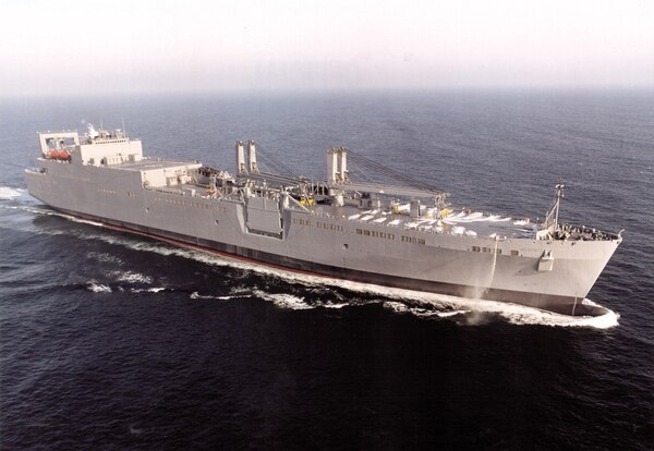 USNS Red Cloud