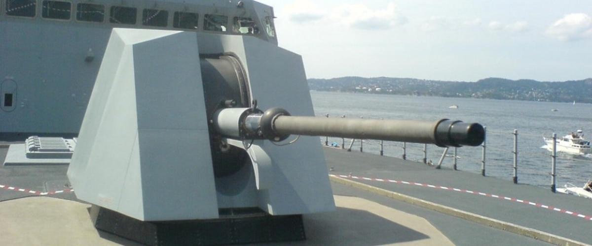 Israeli Navy To Equip Surface Fleet With Rapid-Fire Guns