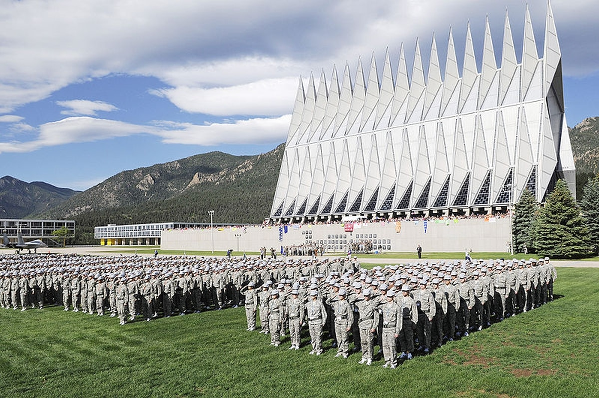 b0aecc63946 Air Force Academy cadet sentenced to 75 days for sexual assault