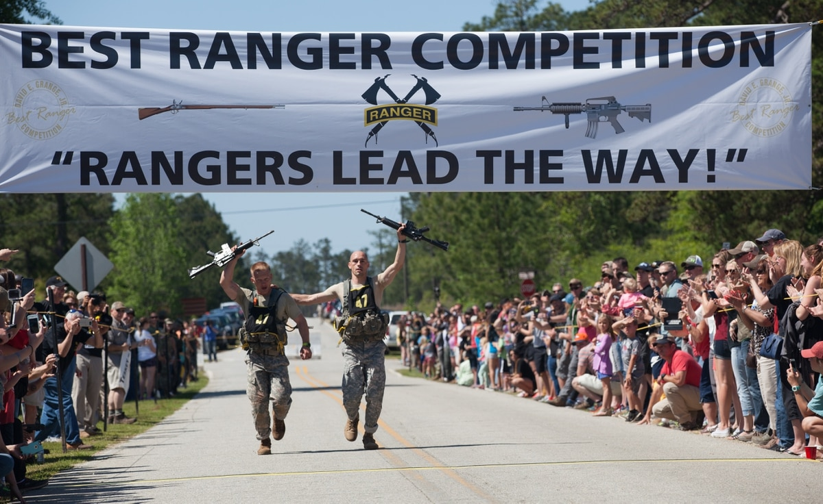 Best Ranger Competition Kicks Off With First Coastie Army