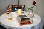 Lawsuit filed over Bible display at New Hampshire VA hospital; uproar ensues