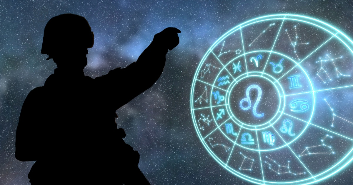 Did the Army hire an astrologer?