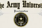 The Army launches plan to give college credit for training soldiers are already doing