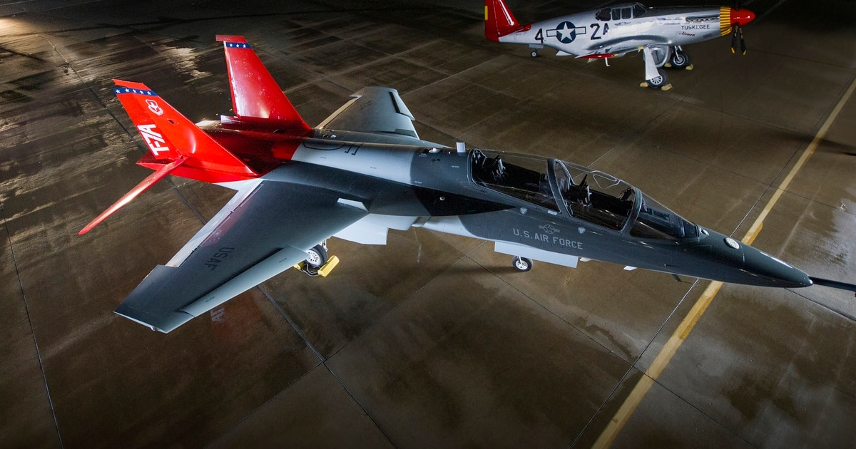 US Air Force launches new 'eSeries' aircraft designation. The internet has questions.