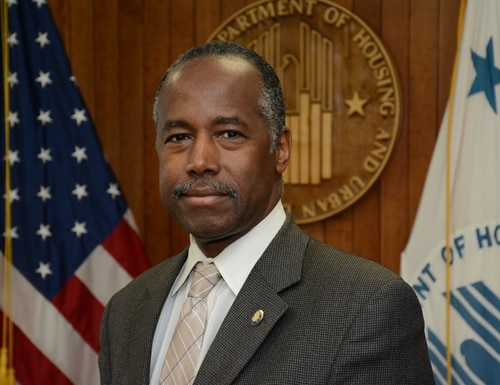 HUD Secretary Ben Carson, honorary chair of the 2017 CFC, sat down with Federal Times on Oct. 11, 2017. (John Bretschneider/Staff)