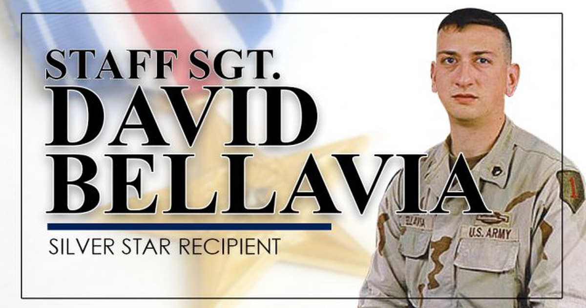 This soldier is about to be the Iraq War's first living Medal of Honor recipient