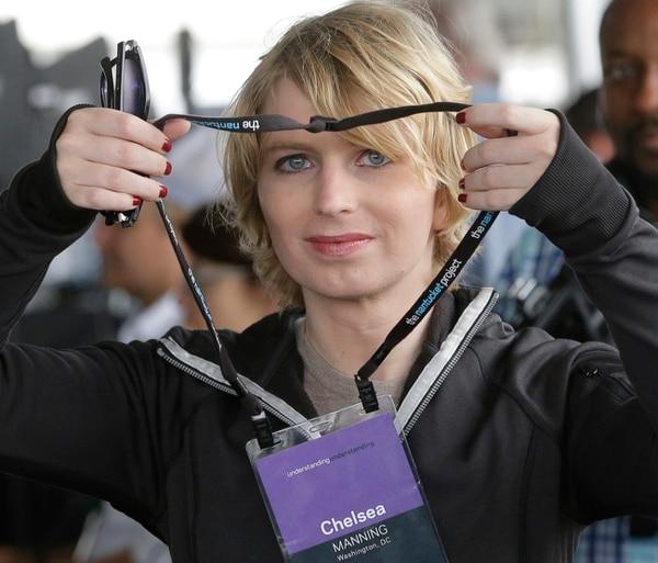 Image result for Chelsea Manning