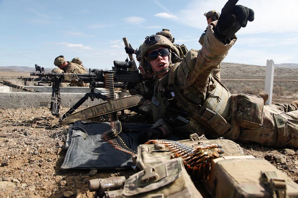 The Army's 75th Ranger Regiment wants YOU — and there's a
