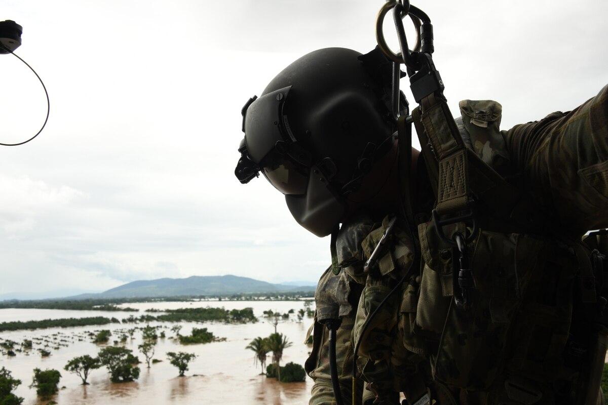 U.S Military • Delivers Life-Saving Supplies to Panama after Hurricane Eta • Nov 7 – 2020