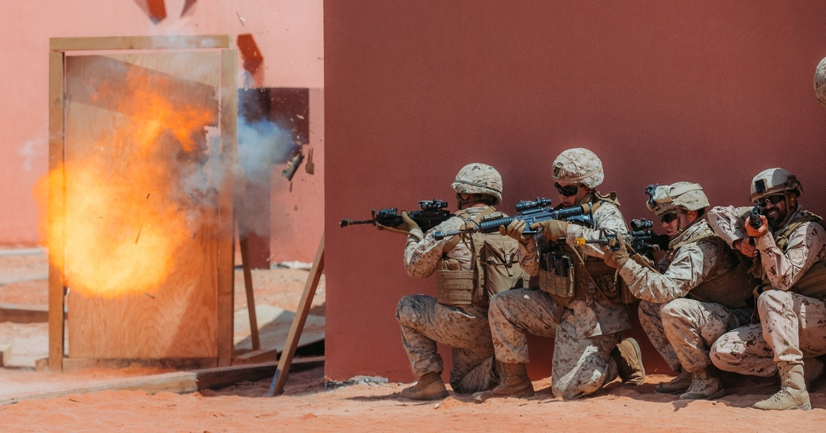 US, UAE troops launch major exercise Native Fury
