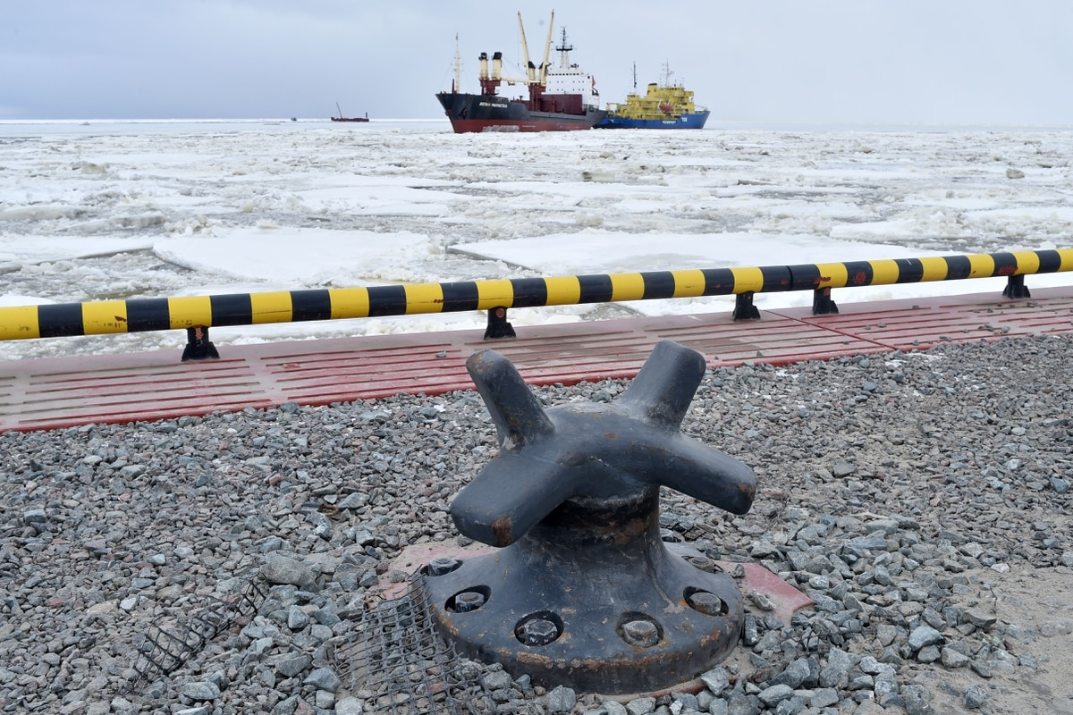 Second Quarter 2015 Bsea Commentary By >> The Russian Challenge In The Arctic Isn T About Icebreakers Commentary