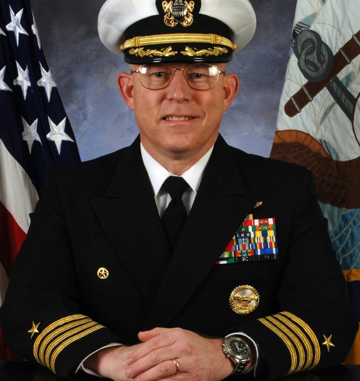 Navy welcomes new air boss at North Island