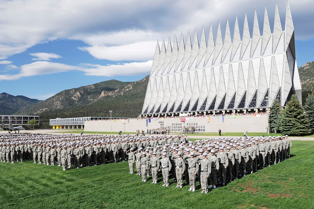 Image result for pictures of the air force academy