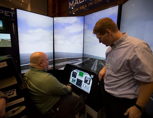 The Navy created a task force to put together a DevSecOps roadmap for the service. (Mike Morones/Staff)