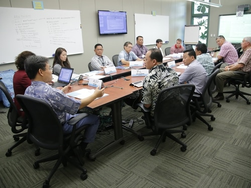 Exploring lessons learned from case studies, participants in the May 16 to 19 maritime domain awareness workshop at the Daniel K. Inouye Asia-Pacific Center for Security Studie, worked toward establishing common objectives for increasing information sharing among Southeast Asian nations. The workshop focused on building capacity to combat illegal, unregulated and unreported fishing. The event supported the U.S. Department of Defense's Asia-Pacific Maritime Security Strategy.