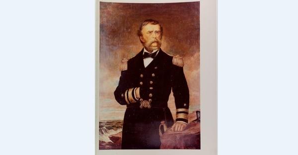 Samuel F. DuPont. (U.S. Naval History and Heritage Command)