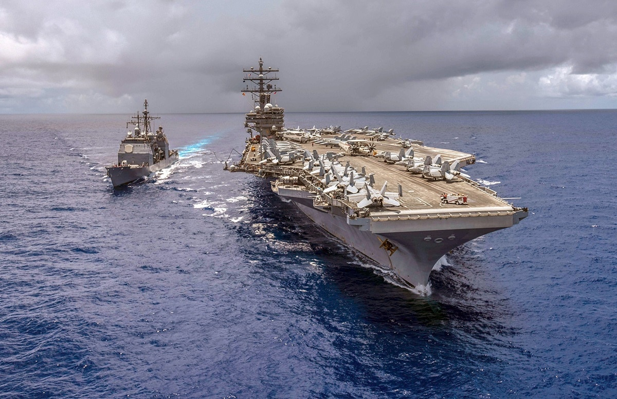 the us navy is going to need a bigger boat and it s getting ready