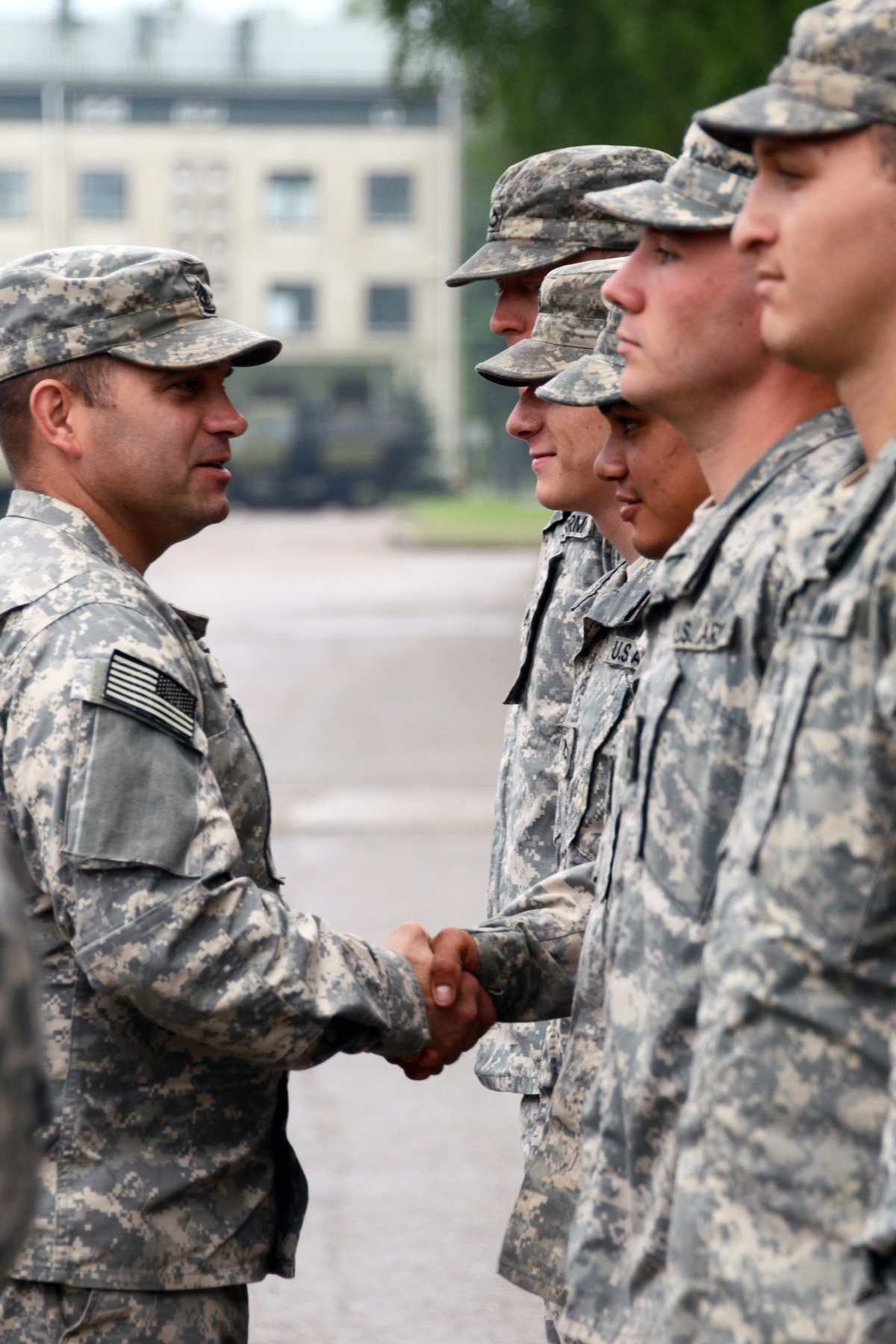New rules for enlisted promotions