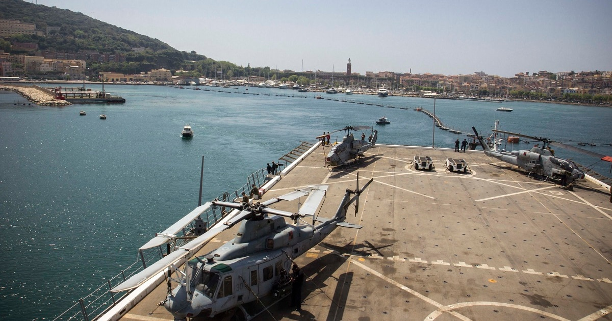 The 26 MEU party float: drunk and disorderly conduct and vandalism in Italy
