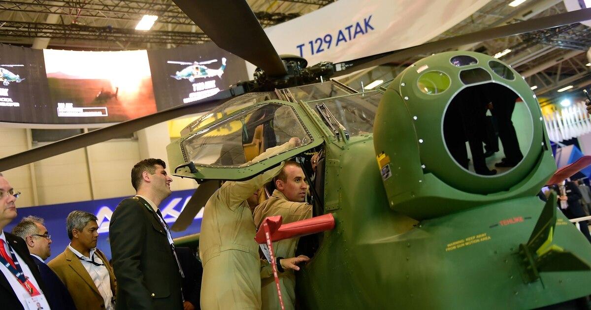Pakistan extends Turkey's deadline to deliver T129 helos